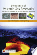 Development Of Volcanic Gas Reservoirs Book PDF