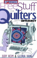 Free Stuff for Quilters on the Internet Book PDF