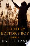 Country Editor s Boy
