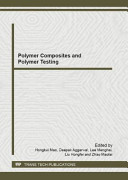Polymer Composites and Polymer Testing Book