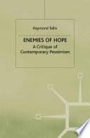 Enemies of Hope