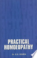 """""""Practical Homeopathy"""" by D. S. Vohra"""