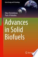 Advances In Solid Biofuels Book PDF