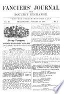 Familiar Science & Fancier's Journal
