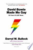David Bowie Made Me Gay Book PDF