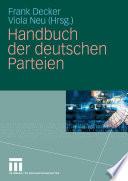 Handbuch der deutschen Parteien