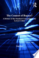 The Counsel of Rogues