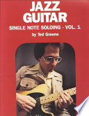 Jazz Guitar Single Note Soloing