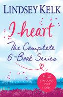 Lindsey Kelk 6-Book 'I Heart...' Collection