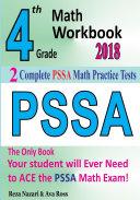 4th Grade PSSA Math Workbook 2018