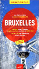 Bruxelles. Con atlante stradale