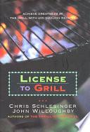 License to Grill Book PDF