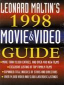 Leonard Maltin S Movie And Video Guide Book PDF