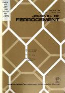 Journal Of Ferrocement