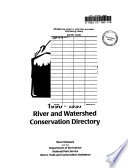 River And Watershed Conservation Directory