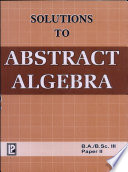 Solutions to Abstract Algebra