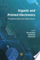 Organic and Printed Electronics Book