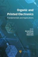 Organic and Printed Electronics Pdf/ePub eBook