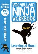 Vocabulary Ninja Workbook for Ages 7 8