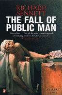 The Fall of Public Man Pdf/ePub eBook
