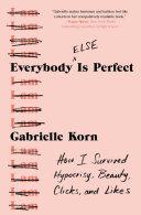 Everybody (Else) Is Perfect Pdf/ePub eBook