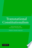 Transnational Constitutionalism