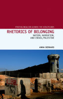 Rhetorics of Belonging