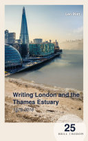 Writing London and the Thames Estuary