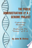 The Public Administration  P  A   Genome Project