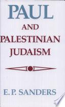 Paul and Palestinian Judaism