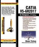 CATIA V5 6R2017 for Designers  15th Edition