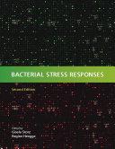 Bacterial Stress Responses