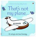 That s Not My Plane Book PDF