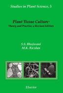 Plant Tissue Culture: Theory and Practice