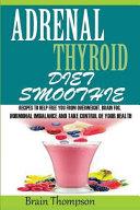 Adrenal Thyroid Diet Smoothie Book
