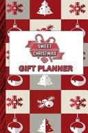 Sweet Christmas Gift Planner