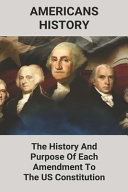 Americans History Book