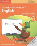 Cambridge Primary English Stage 2 Learner's Book