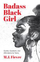 Badass Black Girl Book