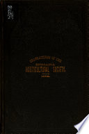 Transactions of the Indiana Horticultural Society for the Year     Book