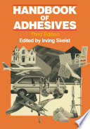 Handbook of Adhesives