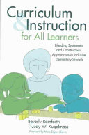 Curriculum And Instruction For All Learners