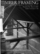 Timber Framing Book PDF