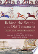 Behind the Scenes of the Old Testament Book