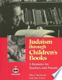 Judaism Through Children's Books