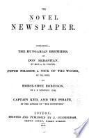 The Novel Newspaper