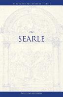On Searle