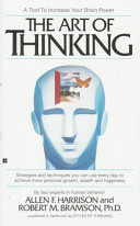 The Art Of Thinking Book PDF