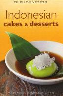 Indonesian Cakes   Desserts