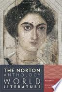 The Norton Anthology of World Literature  , Band 1